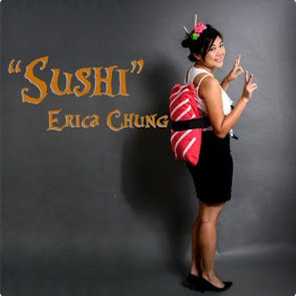 DIY Sushi Costume                                                                                                                                                                                 More