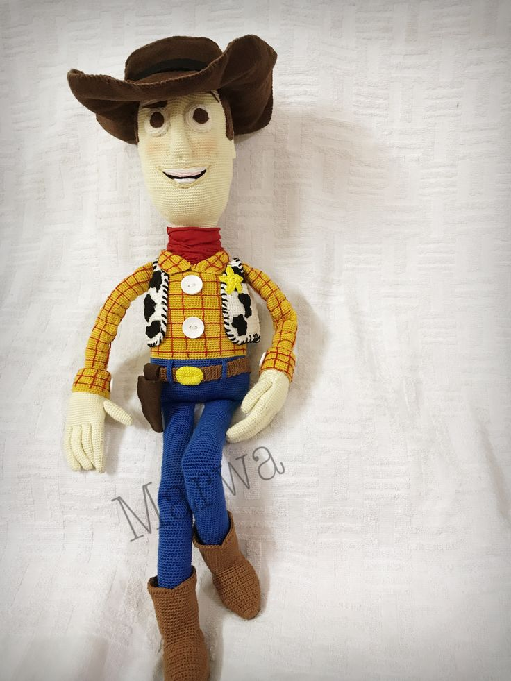 Pin By Marwa Tyseer On Woody Toy Story Crochet Toys