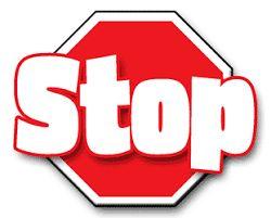 Risultati immagini per stop