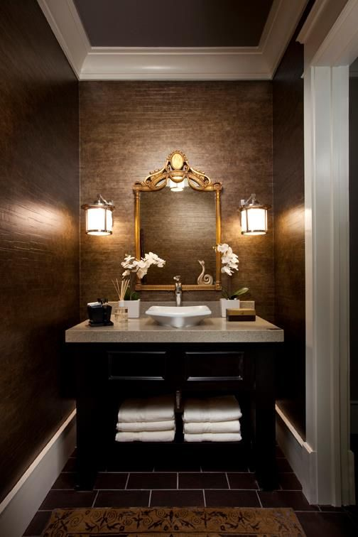 This Vanity Is The Perfect Solution To Updating A Small Bathroom In A BIG  Way.