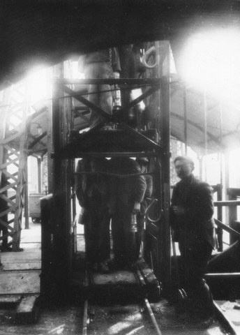 Chanters Colliery, Atherton, 1907
