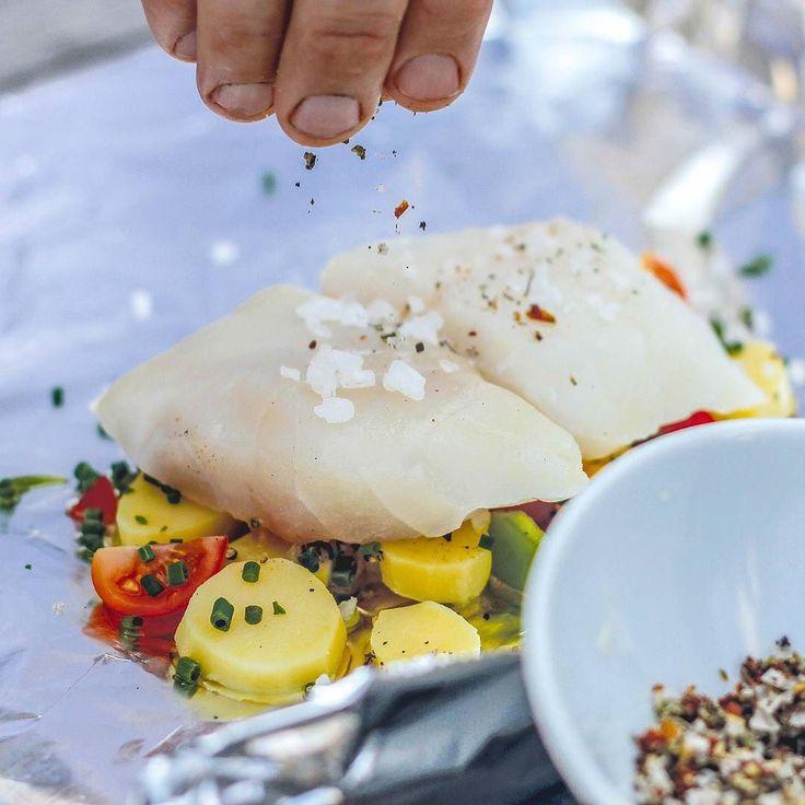 #fisch #Fish #soulfood #superfood #bbq #grillen #grill #food #foodporn #nomnom #lifestyle #foodbeast #eat #rostkost