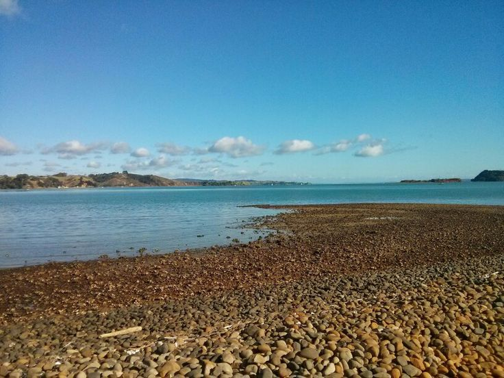 Kawakawa Bay, New Zealand