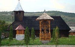 Biserica de lemn din Soimus