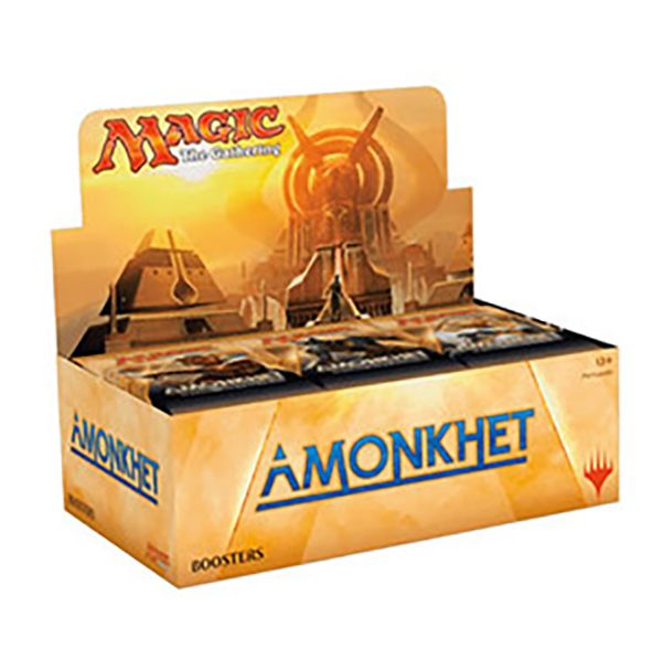 Amonkhet booster box MTG still sealed overstock sale!