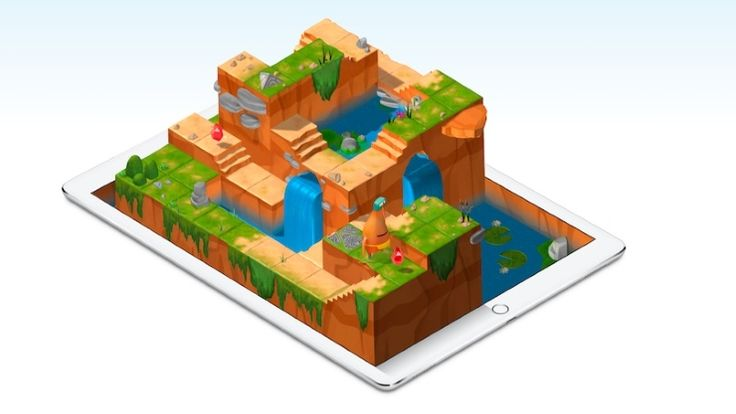 Apple Gives Young Coders a Playground on the iPad | News & Opinion | PCMag.com