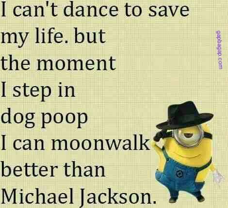 Funny Minions Joke – Michael Jackson