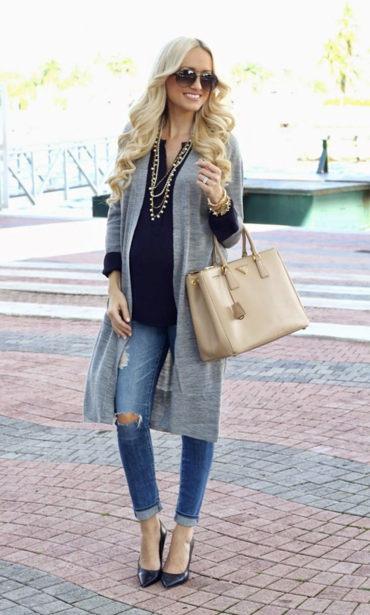 51 #Amazing Maternity #Street Style #Shots for #Fashion #Inspiration ...