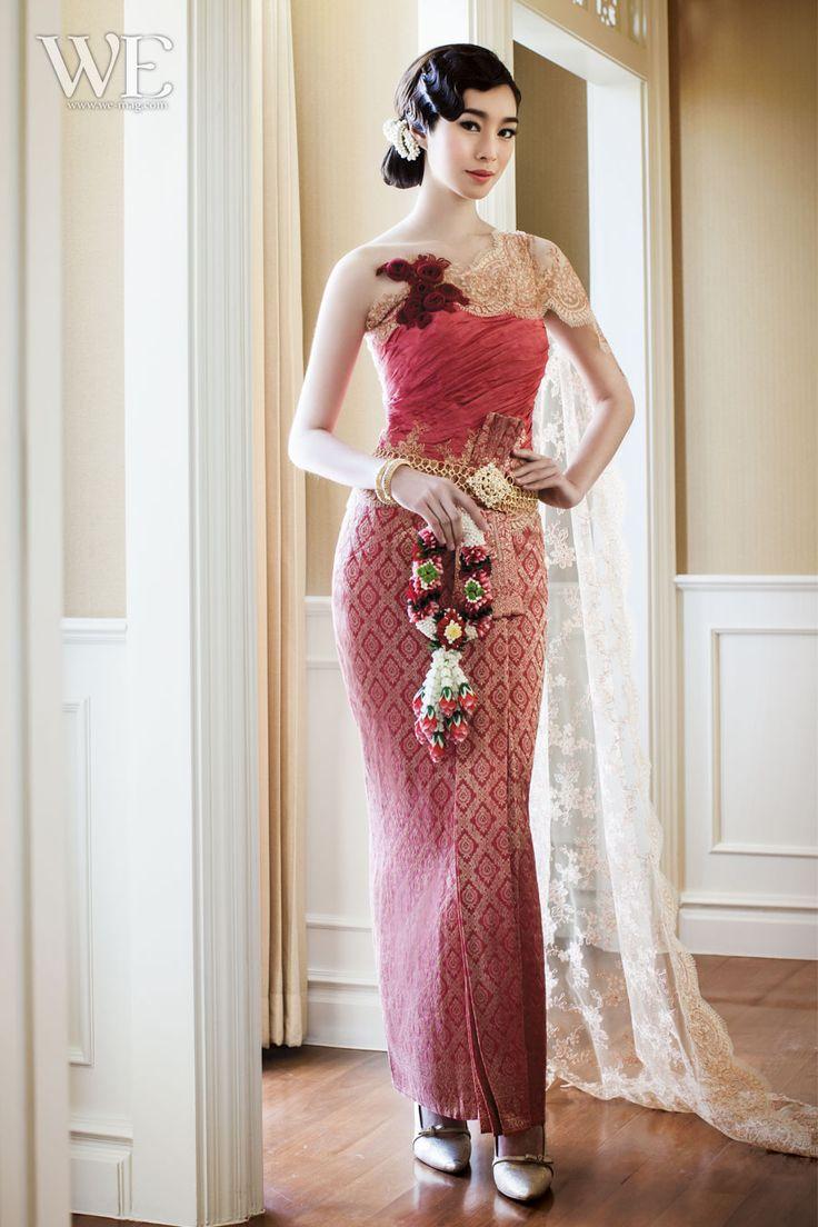 17 Best images about Thai Wedding Dress on Pinterest ...