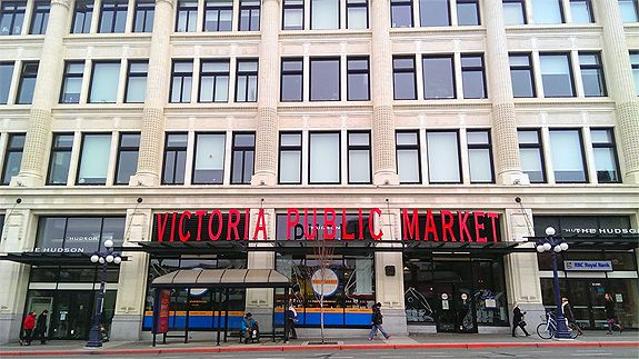 Victoria-Public-Market and other Local Changes
