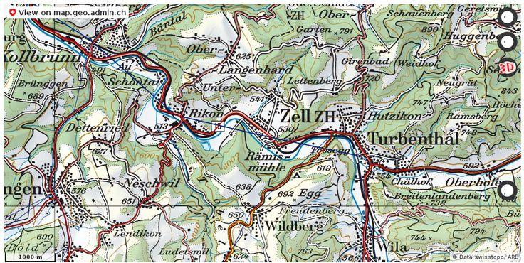 Zell (ZH) Verkehr Stau Staumeldungen http://ift.tt/2rEgwvZ #karten #Geomatics