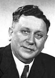 Kurt Alder (10 July 1902 – 20 June 1958) was a German chemist and Nobel laureate. known for Diels–Alder reaction.