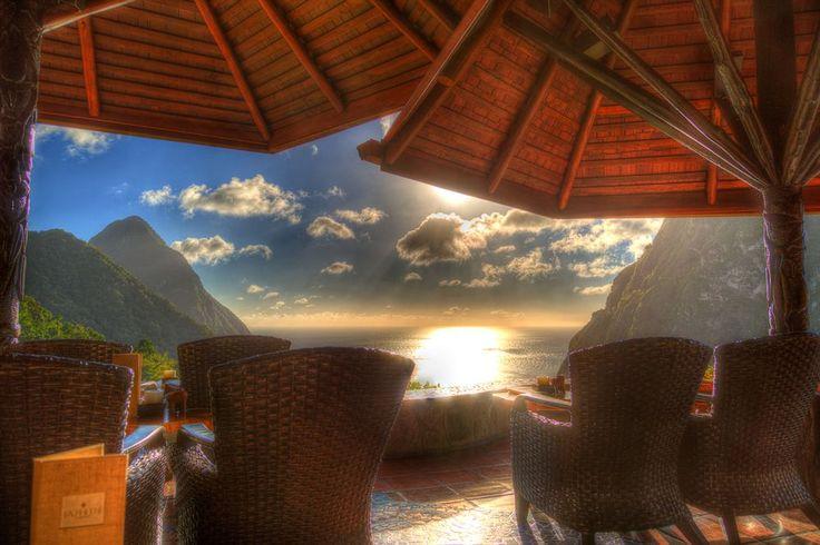 Ladera Resort | St. Lucia, Caribbean