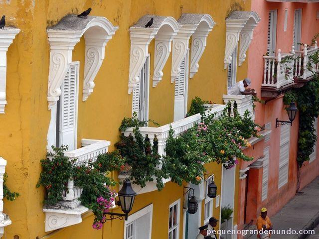 Cartagena, no litoral caribenho da Colômbia, foi um destino mais que especial. Foi escolhido para sediar nossa lua-de-mel, agora em junho de 2014. E nos surpreendeu muito, positivamente. Escolhemos…