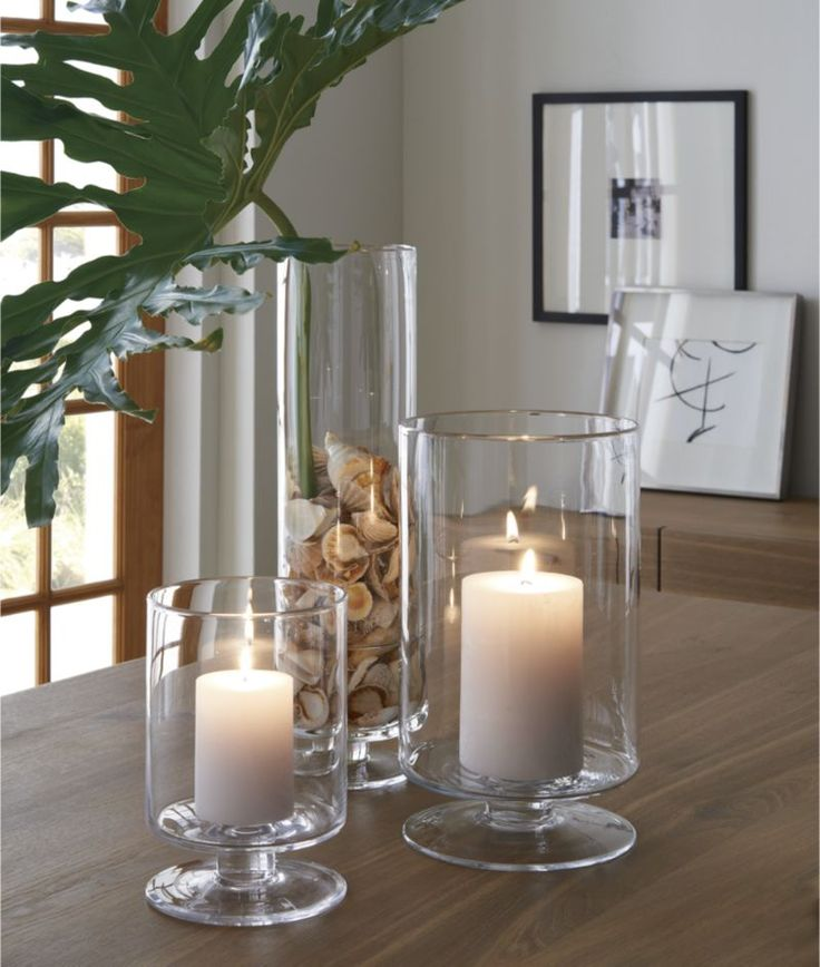 The best glass hurricane candle holders ideas on