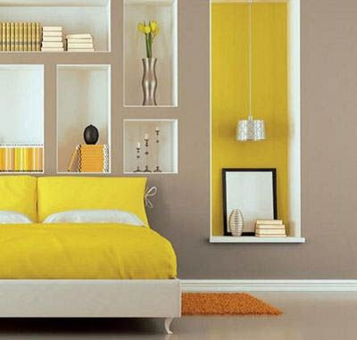 Les 25 meilleures id es de la cat gorie route jaune de brique sur pinterest route de brique for Chambre couleur taupe et jaune