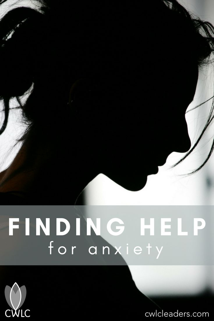 Learn from Valerie's journey with anxiety and how she found peace.