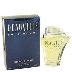 Deauville by Michel Germain Eau De Toilette Spray 2.5 oz (Men)