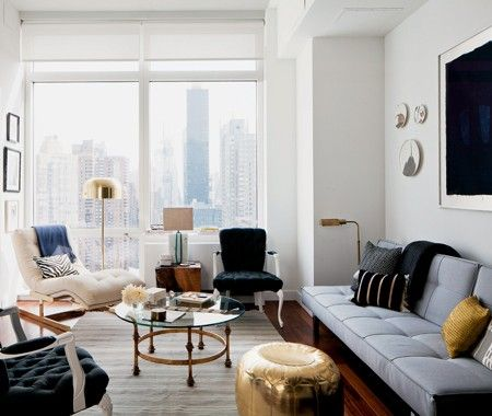 Corin Nelson's Sophisticated Condo Space | photo Roger Davies | design Nate Berkus | House & Home