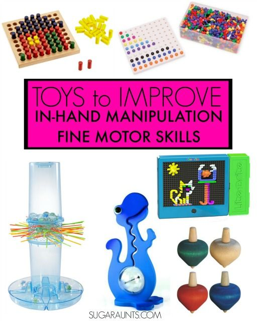 19 best images about ot grasps in hand manipulations on for Toys to improve motor skills