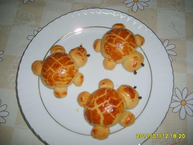 KAPLUMBAĞA POĞAÇA - berrininpastadenemeleri - Blogcu.com