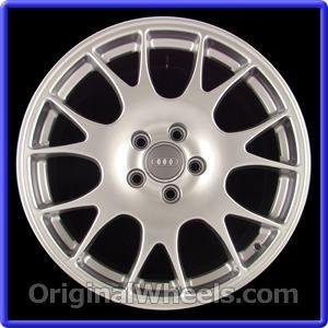 OEM 2006 Audi A4 Rims - Used Factory Wheels from OriginalWheels.com #AudiA4 #A4 #2006AudiA4 #06AudiA4 #2006 #2006Audi #2006A4 #AudiRims #A4Rims #OEM #Rims #Wheels #AudiWheels #AudiRims #A4Wheels #steelwheels #alloywheels