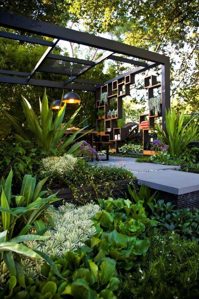 Melbourne Landscape Design - Melbourne Garden Show 2013 #garden #gardenideas #landscapeideas