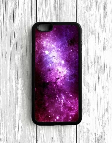 Purple Space iPhone 5C Case