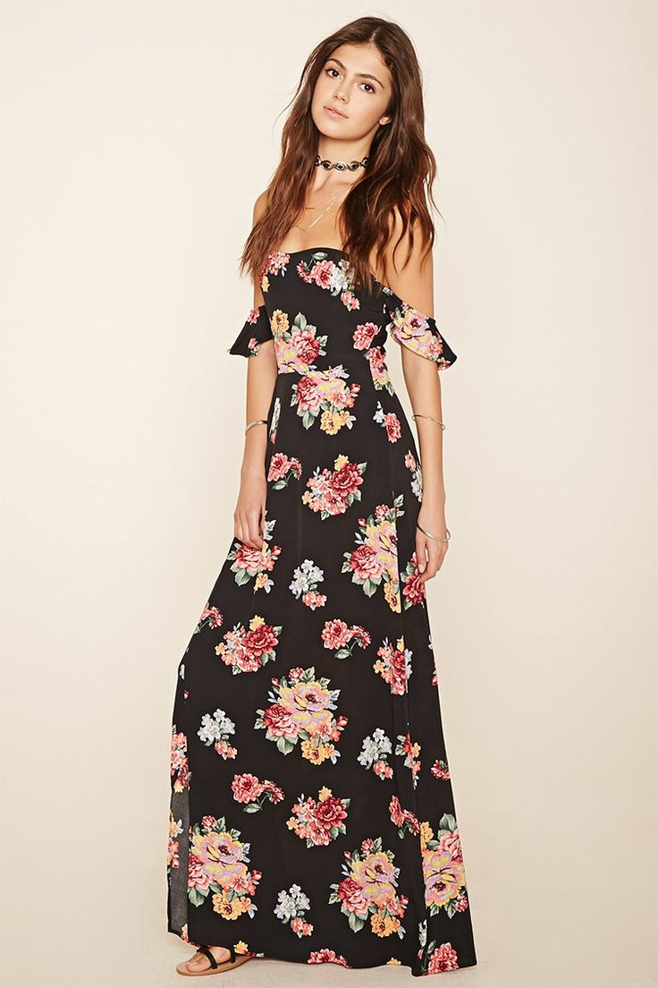Forever 21 store maxi wrap dresses plus size
