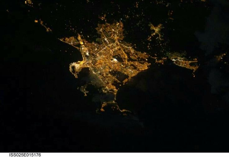 Cape Town @ night