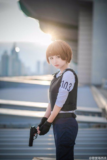 """A mysterious person too beautiful """"Ikeda Nanami"""" flies with rumors with male layers → turned out to be a woman - Togetter Summary"""
