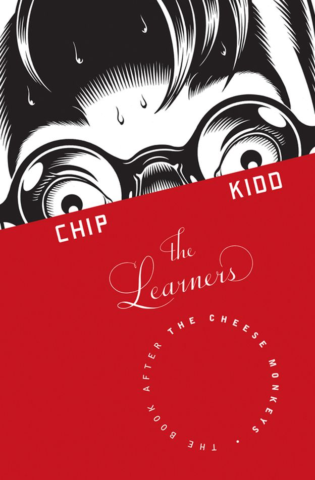 On NPR radio Chip Kidd answers the question 'In The E-Book World, Are Book Covers A Dying Art?'