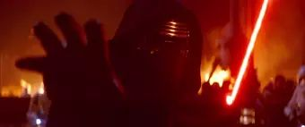 Kylo Ren -- Sith Worshipper