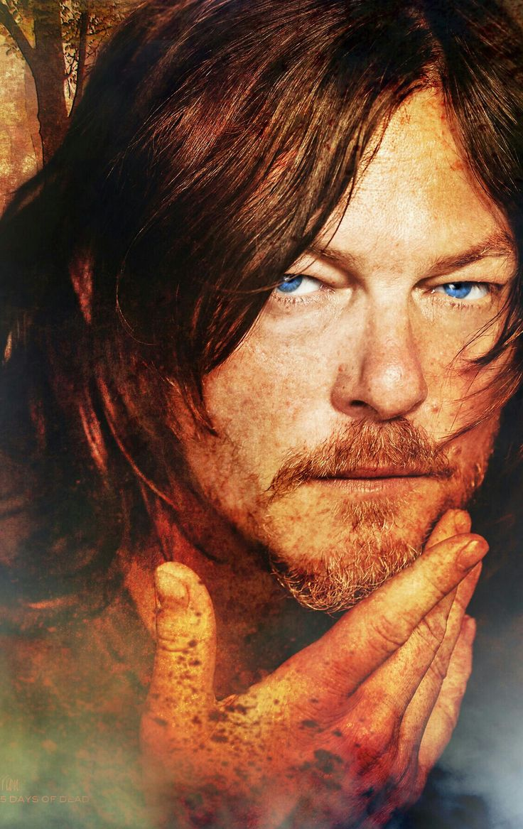 DARYL DIXON.....I'm tellin y'all right now...if he dies I die with him....Daryl can NOT die.... rednecks for life