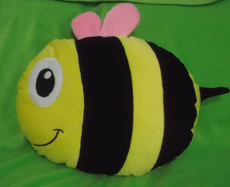 Bantal Sofa , Bee , Bantal Lebah, Bantal Karakter