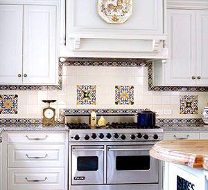 mediterranean kitchen design ideas - Google Search