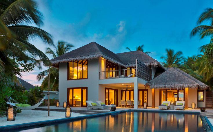 Anantara Kihavah Maldives Villas - luxury accommodation