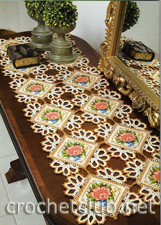 Guardanapos Toalha de mesa 1