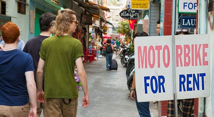 Top 5 Tips to rent a motorbike in Saigon