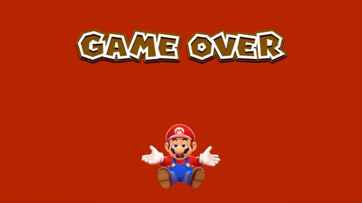 Super Mario Odyssey ditches the 'game over' screen completely https://www.polygon.com/2017/7/5/15925388/super-mario-odyssey-game-over?utm_campaign=crowdfire&utm_content=crowdfire&utm_medium=social&utm_source=pinterest