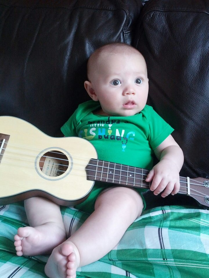 Gonna be a musician!