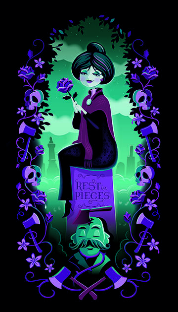 Rest In Pieces by Jeff Granito
