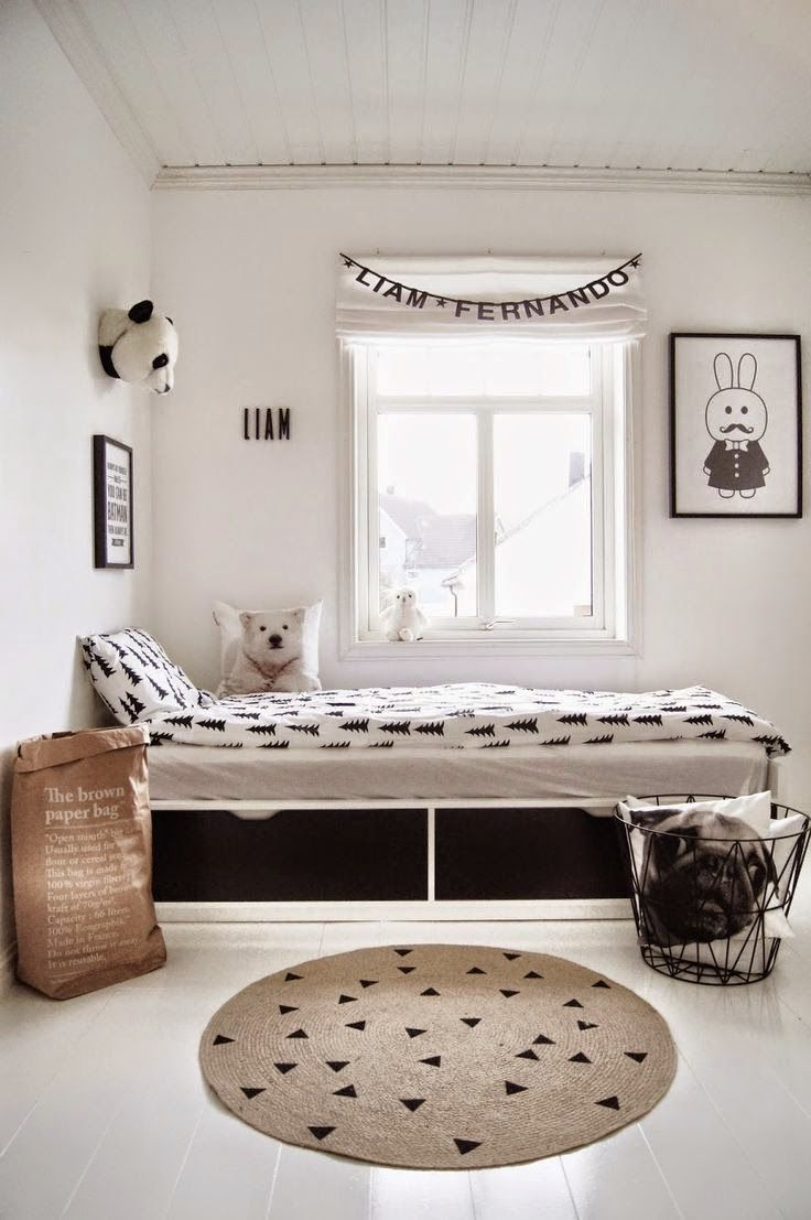 mommo design: BOYS' ROOMS