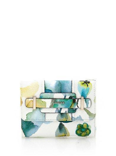 Greyson flower print Wallet