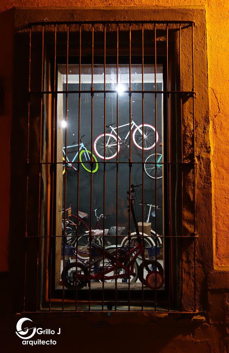 Querétaro, tienda de bicicletas