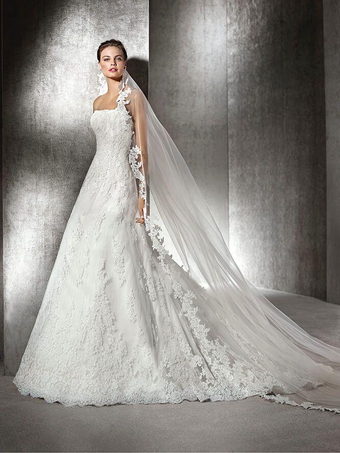 11 best Brautkleid images on Pinterest   Hochzeitskleider ...
