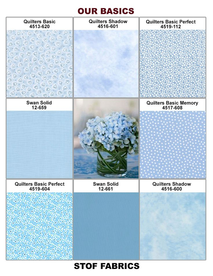 Aquamarine Plate (2015 Pantone Spring Color) with Stof Basic Collections.