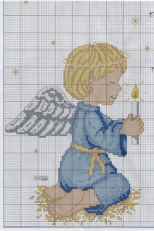 solo angeles (pág. 8) | Aprender manualidades es facilisimo.com