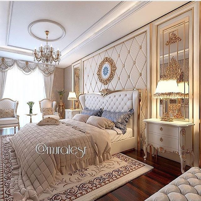 See this instagram photo by muratesr 824 likes luxury for Beautiful bedroom interior