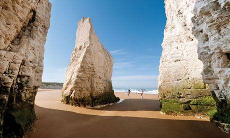 Kent Coast, England